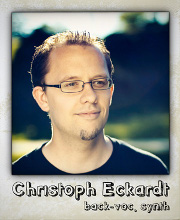 Christoph Eckardt (back-voc, synth)